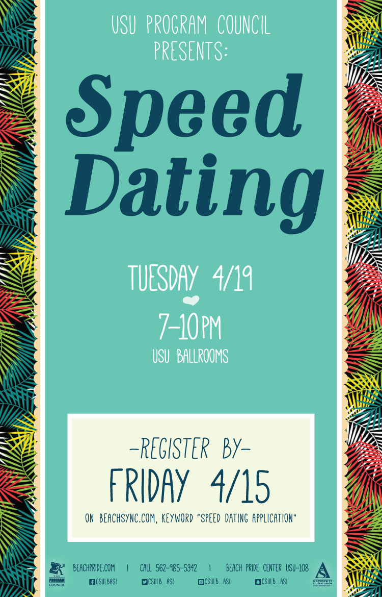 csulb speed dating asi event