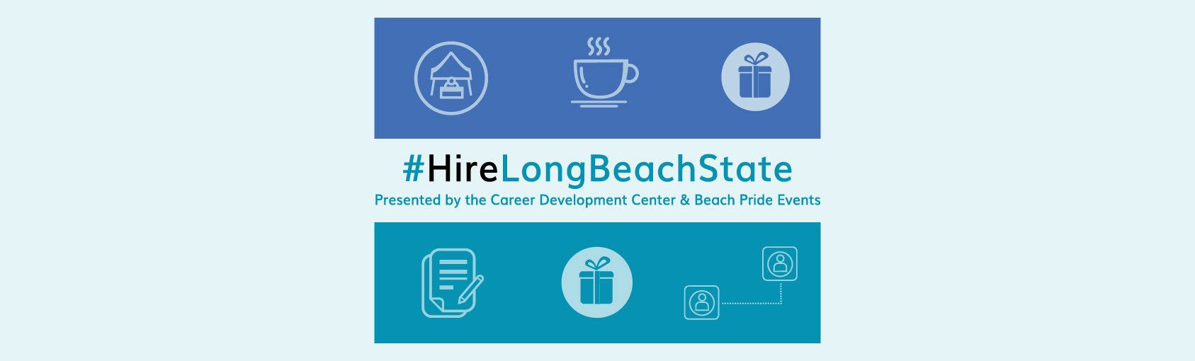 Hire Long Beach State banner