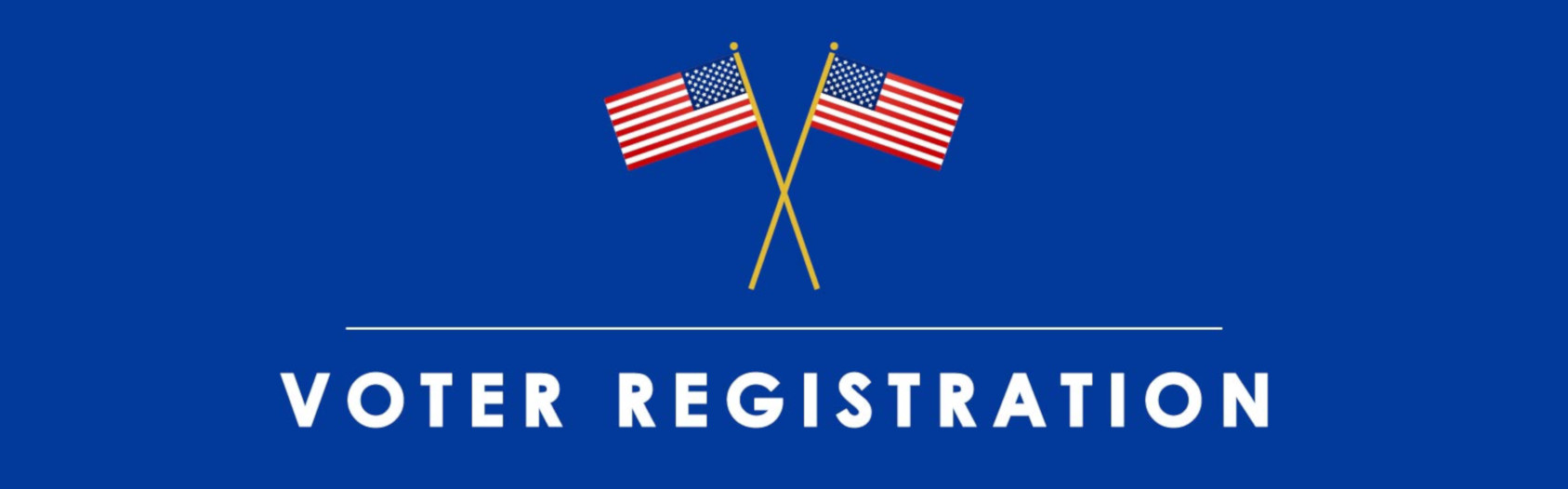 Register to Vote – Beat Cal State Fullerton banner