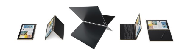 A Lenovo branded laptop