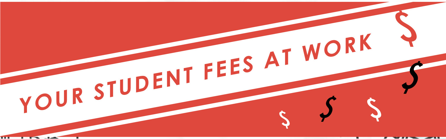 Your USU Student Fees At Work Banner