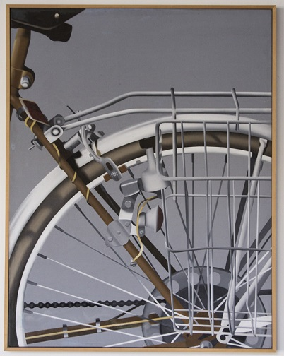 norm looney bicycle wheel