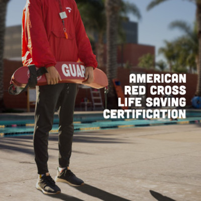 American Red Cross Life Saving Certification