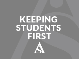 Keeping Sstudents First